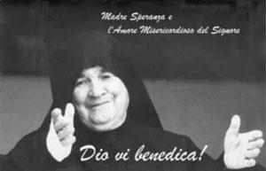 Madre benedizione